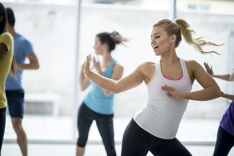 Choosing an exercise they enjoy can help women feel more motivated to exercise. — IStock.com pic via AFP