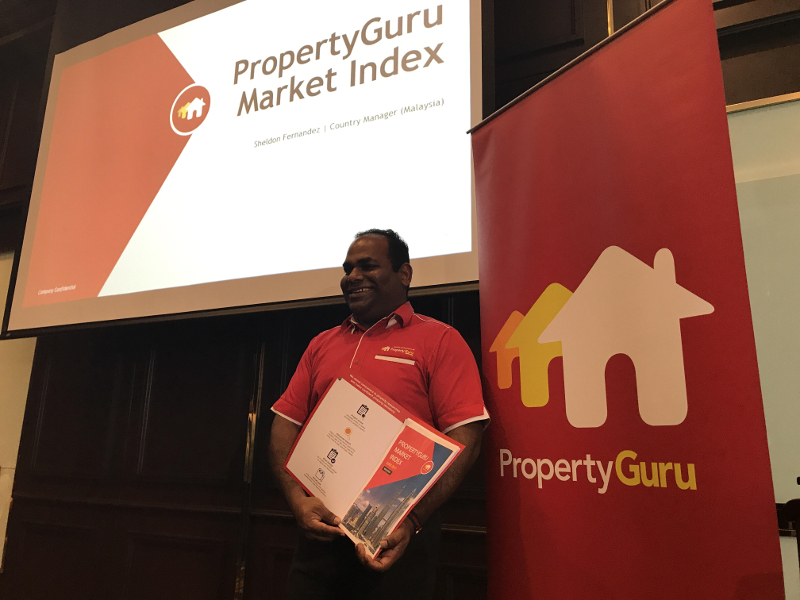 PropertyGuru Malaysia country manager Sheldon Fernandez said moreover, measures were already in place to manage the industry's decline even before the Covid-19 outbreak. — Picture by A. Ruban