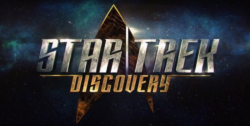 'Star Trek: Discovery', CBS, poster. — AFP pic