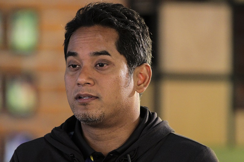 Youths and Sports Minister Khairy Jamaluddin said he personally viewed sexual harassment issues as serious. — Picture by Yusof Mat Isa