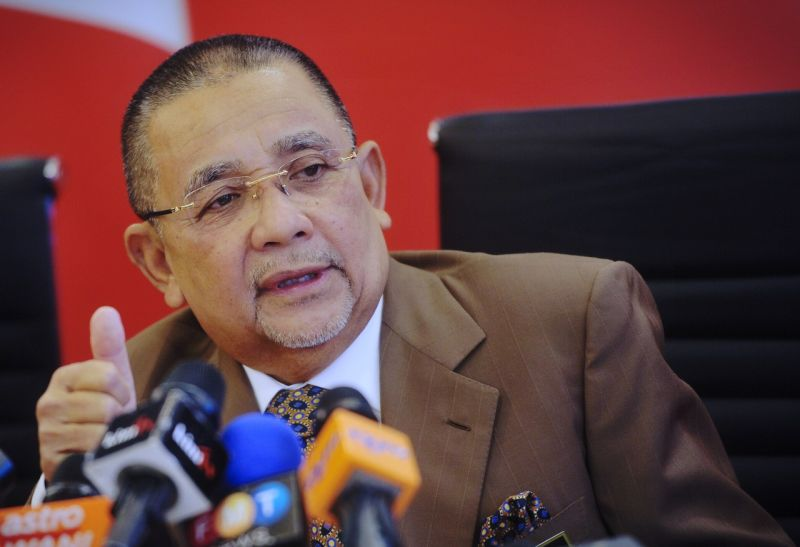 Isa was told to resign after the new Pakatan Harapan (PH) government decided to absorb SPAD into the ministry. ― Bernama pic