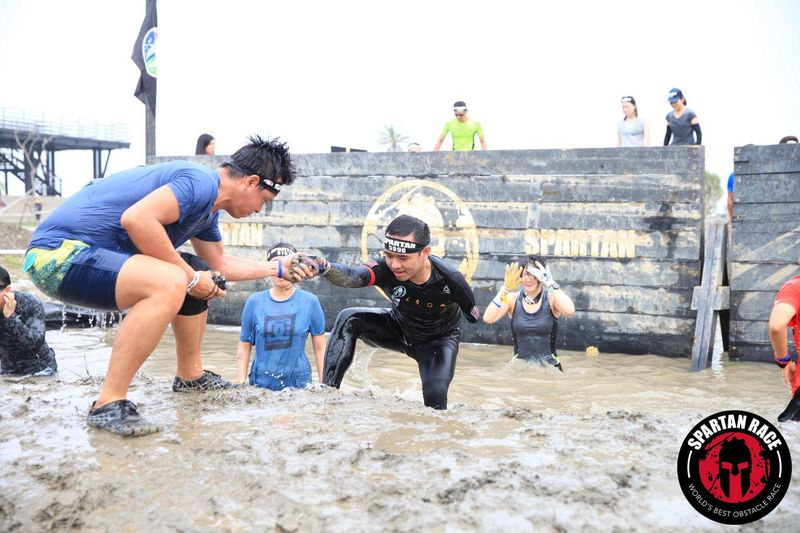 Chee Khoon loves the fantastic spirit of camaraderie at Spartan races. — Picture courtesy of Spartan Race Malaysia