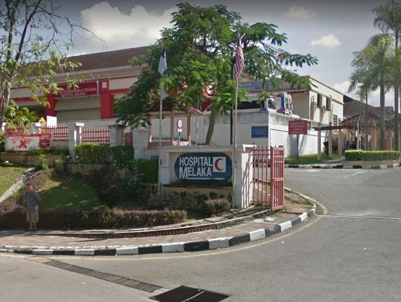 The operations of the Melaka Hospital Emergency and Trauma Department green zone will be temporarily moved to the Peringgit Health Clinic from tomorrow. — Google Maps screencap