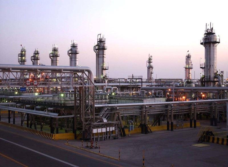 A view of Saudi Aramco's Abqaiq oil facility in eastern Saudi Arabia in this undated handout photo. — Reuters pic
