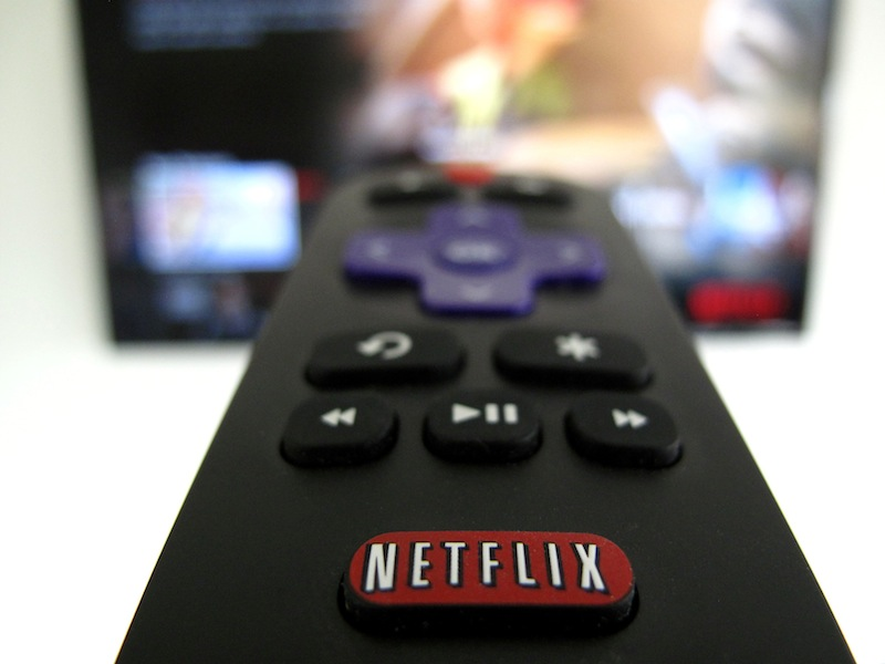Netflix has existing parental controls to restrict content for younger viewers. — Reuters pic