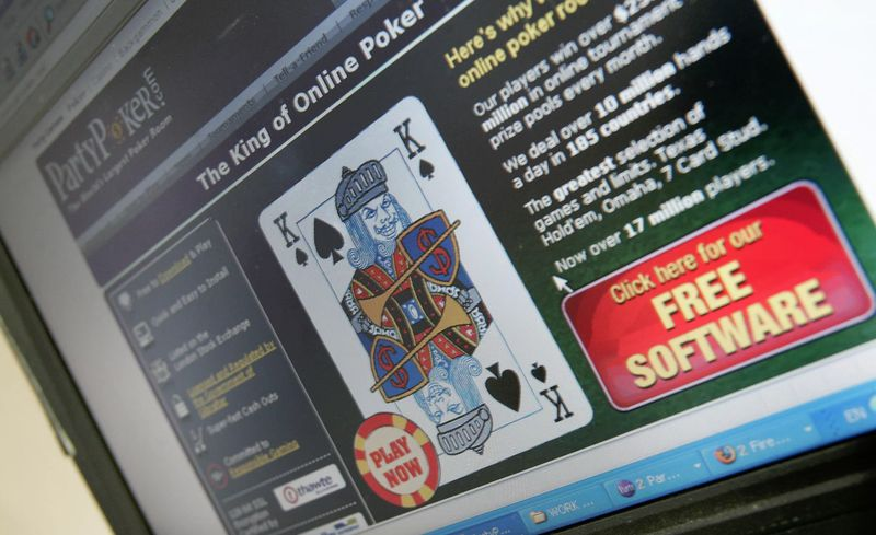 Police crackdown on illegal gambling outlets in Penang has led to operators resorting to online gambling. — Reuters file pic
