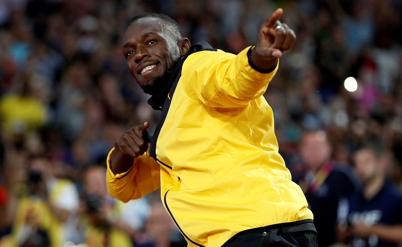 On Monday, Bolt announced on Instagram that he had quarantined himself, pending the result of the test he took on Saturday. — Reuters pic