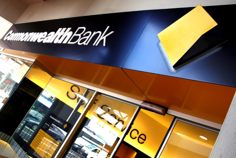 Commonwealth Bank of Australia said it made almost A$4.6 billion (RM13.63 billion) in net profit in the July to December 2018 period — the first half of the 2019 financial year. — Reuters pic