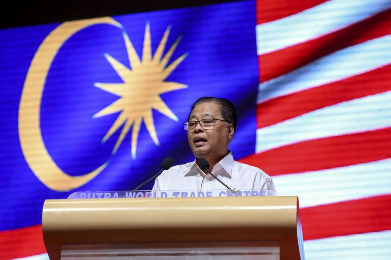 Ismail Sabri said the issue of the 'special assistance' to the Malays had been deliberately raised. — Picture by Yusof Mat Isa