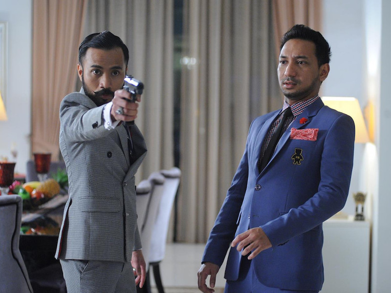 Can 'Abang Long Fadil 2' secure its throne at the box office till the end of the year? — Handout via CinemaOnline
