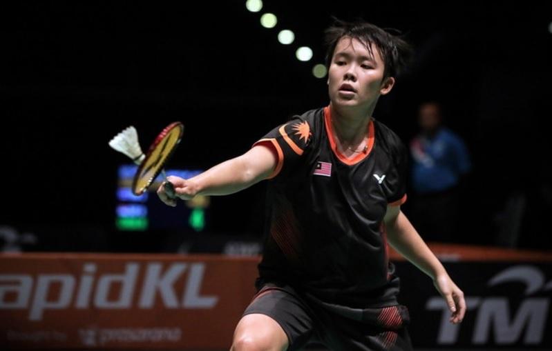 吴堇溦下个月除了大马羽球公开赛之外,还会远征欧洲的两项赛事。