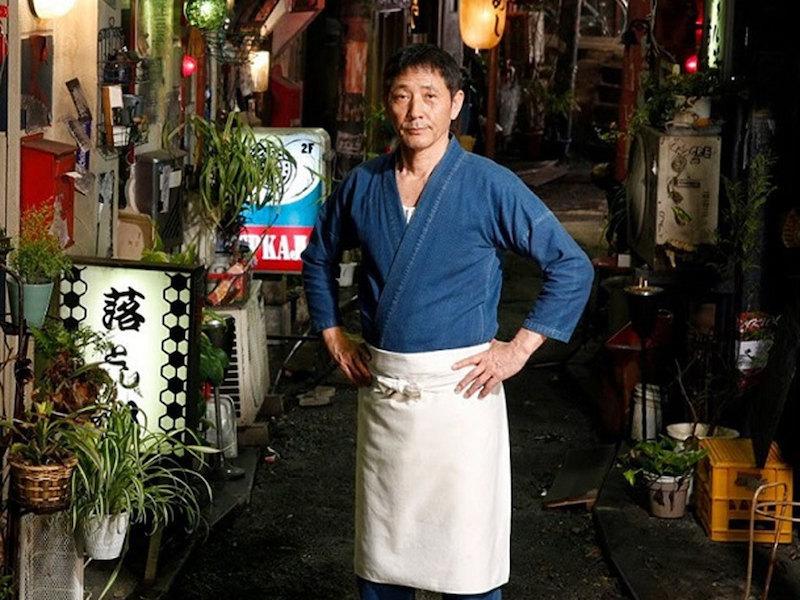 Kaoru Kobayashi reprises his role as Master in the sequel. — Handout via CinemaOnline