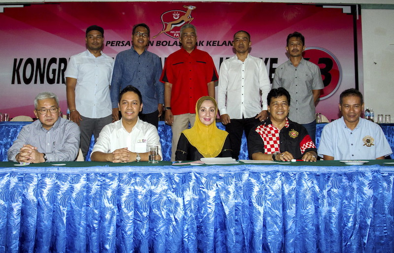Kafa president Bibi Ramjani Ilias Khan said for now, the association had full faith in the acting head coach Yusri Che Lah to manage the team. — Bernama pic