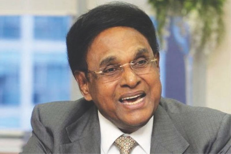 Tun S. Samy Vellu held the post of minister of public works and utilities from 1979 to 2008. — Malay Mail pic