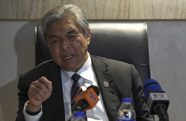 According to G25, Deputy Prime Minister Datuk Seri Ahmad Zahid Hamidi signed the ban on June 14 this year and it was subsequently gazetted on July 27. ― Foto Bernama