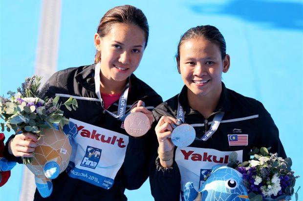 梁敏仪搭档潘德蕾拉赢过无数国际大赛奖项。-摘自网络-