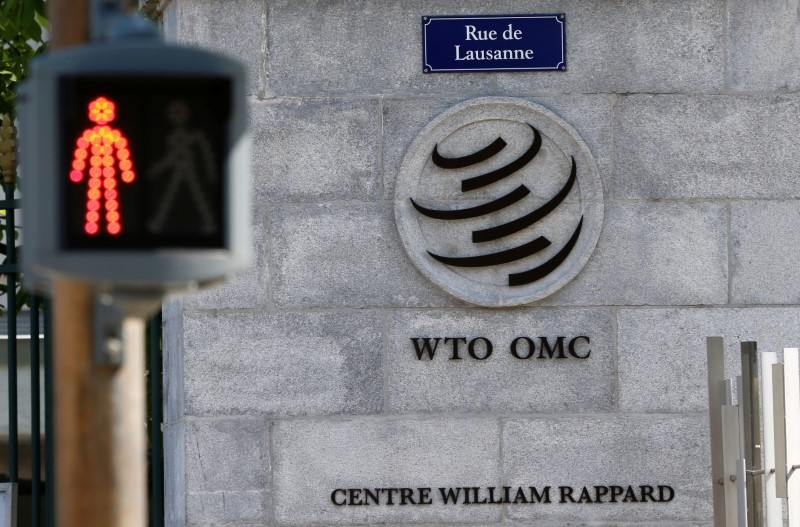 A panel of experts set up by WTO's Dispute Settlement Body ruled the tariffs 'inconsistent' with global trade rules, and recommended that the United States 'bring its measures into conformity with its obligations'. — Reuters pic
