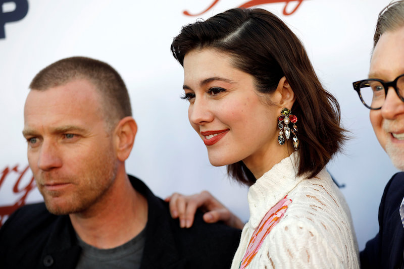 Ewan McGregor and Mary Elizabeth Winstead arrive at the Fargo Season Three For Your Consideration event in Los Angeles May 11, 2017. — Reuters pic