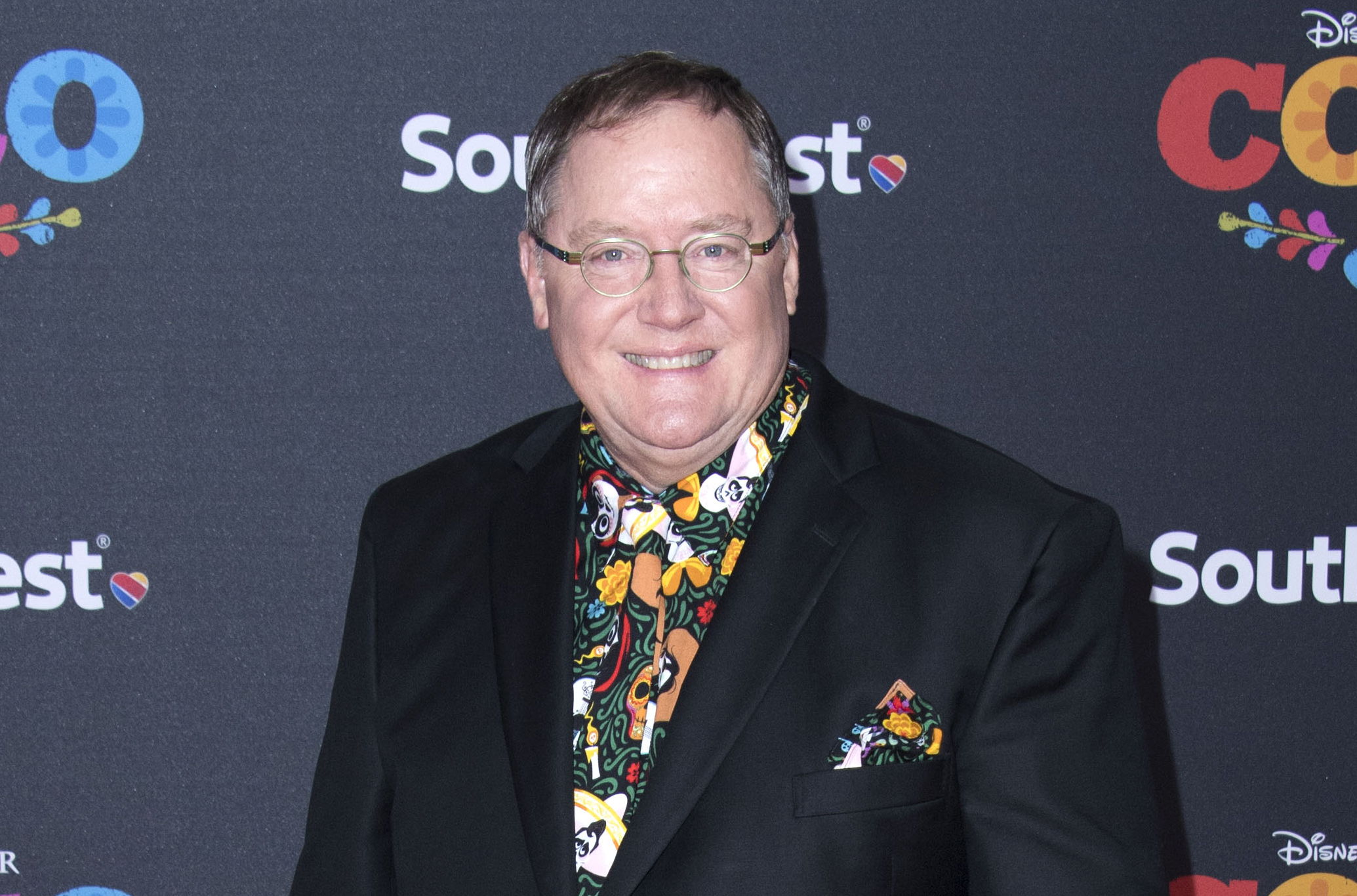 Executive producer John Lasseter attends the Disney Pixar's 'COCO' premiere on November 8, 2017, in Hollywood, California. —  AFP pic