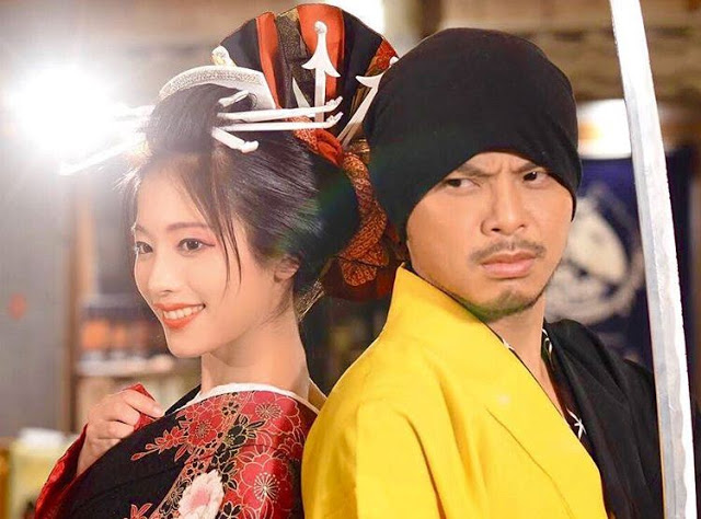 A screengrab from Meu Ninomiya's Instagram that shows a scene from the music video of Namewee's cross-cultural song 'Tokyo Bon 2020'. — Handout via The Hive.Asia