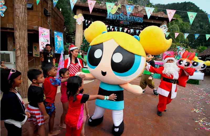 Lost World Of Tambun in Perak is under the Sunway theme park group. — Bernama pic
