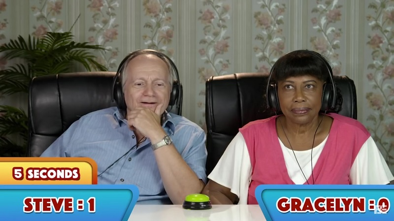 The latest clip from the popular React series from Fine Brothers Entertainment has a group of charming elders trying to identify songs from the 1960's.