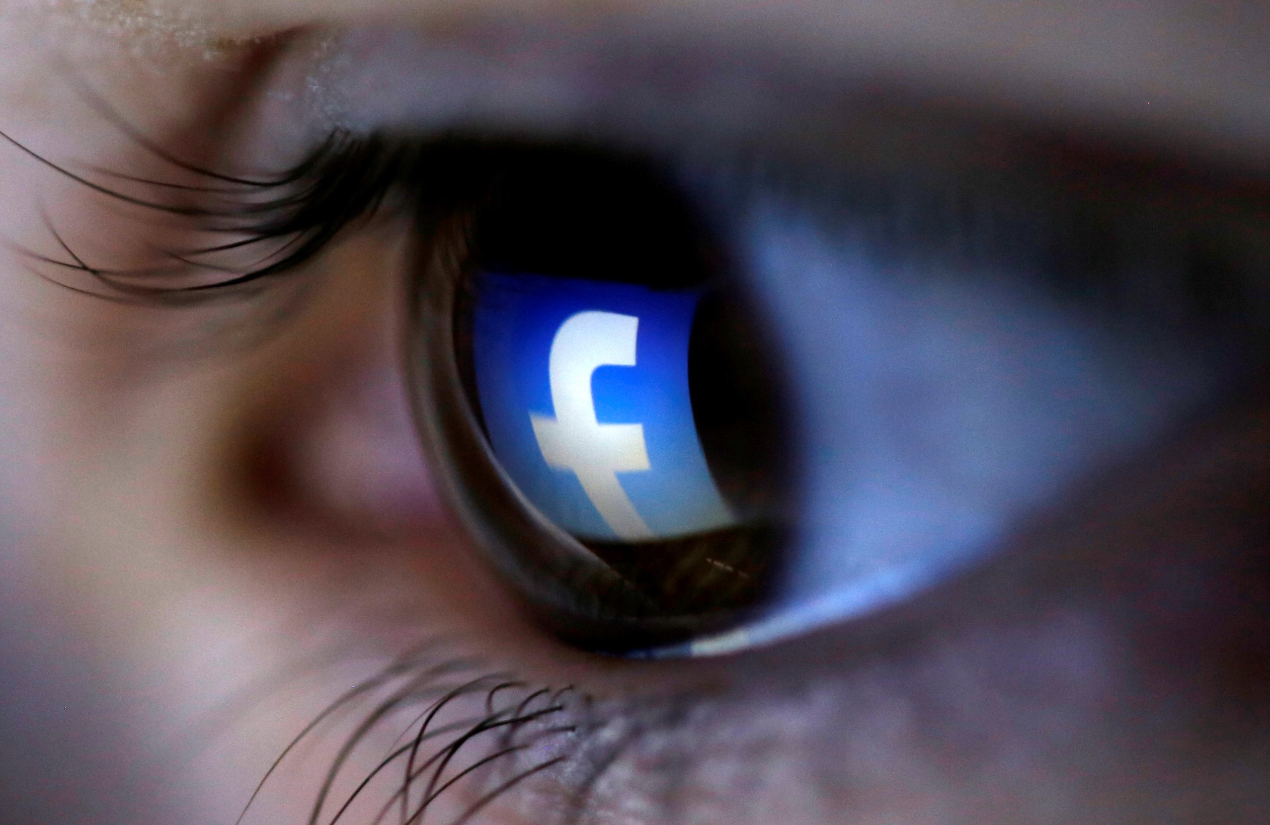 Facebook has made changes over the years to graph search and offered users privacy settings limiting what information is unearthed. — Reuters pic