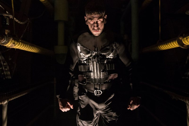Jon Bernthal's portrayal of Frank Castle in the second season of 'Daredevil' became a fan favourite character. — Picture via Facebook.com/Netflix