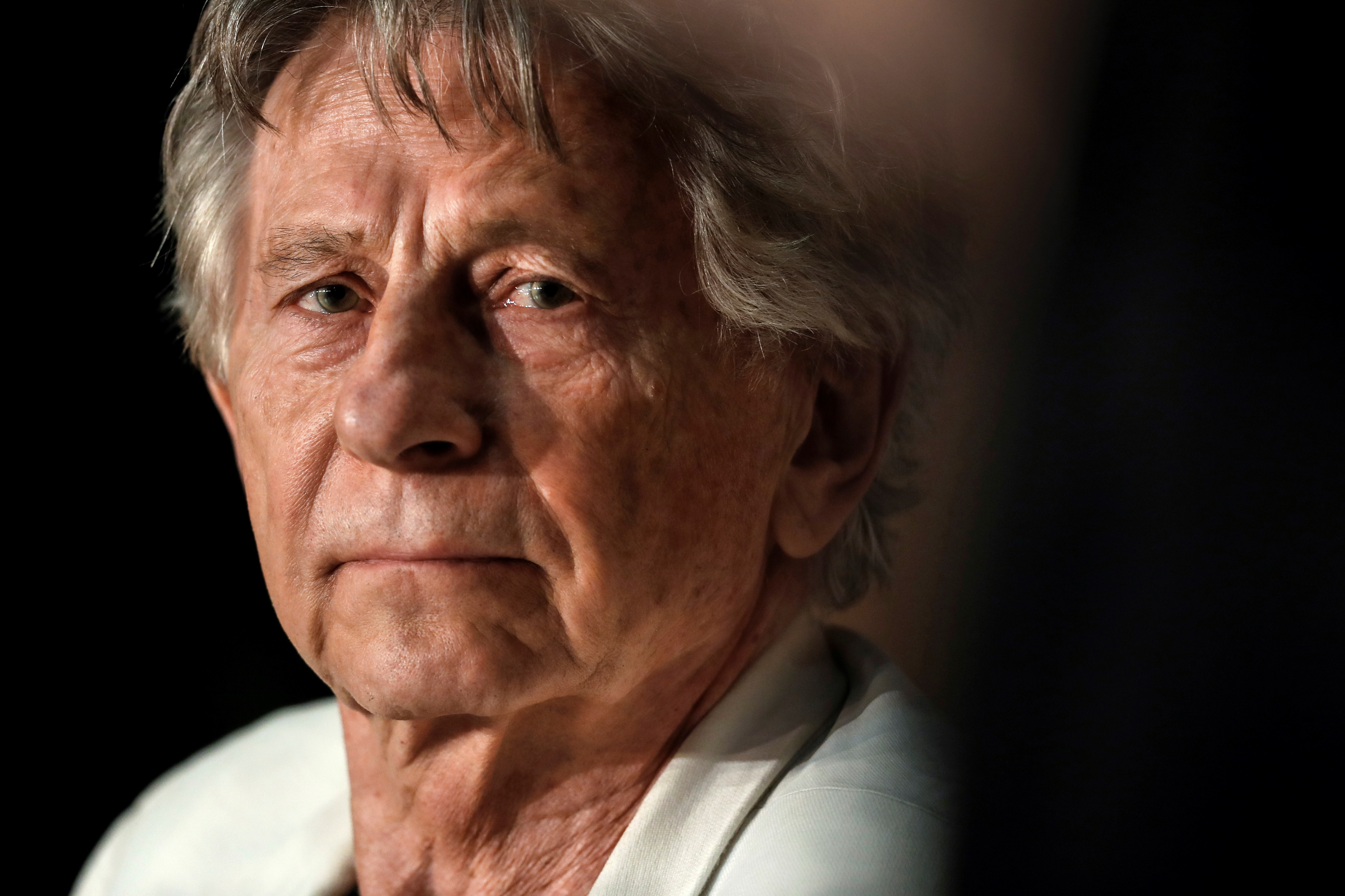 This file photo taken on May 27, 2017 shows French-Polish director Roman Polanski attending a press conference for the film 'Based on a True Story' (D'Apres une Histoire Vraie) at the 70th edition of the Cannes Film Festival. — AFP pic