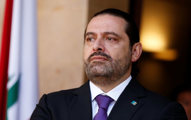 The heavily indebted country has been without effective government since Saad al-Hariri (pictured) quit as premier in October. — Reuters pic