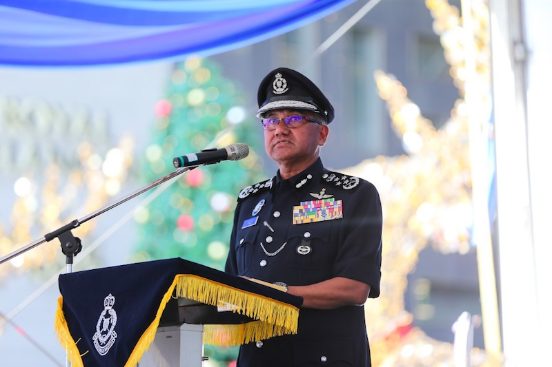 Mohamad Fuzi said the police would like to once again urge those with information on Muhammad Riduan to come forward and cooperate with the police to solve the case. — Picture by Ahmad Zamzahuri