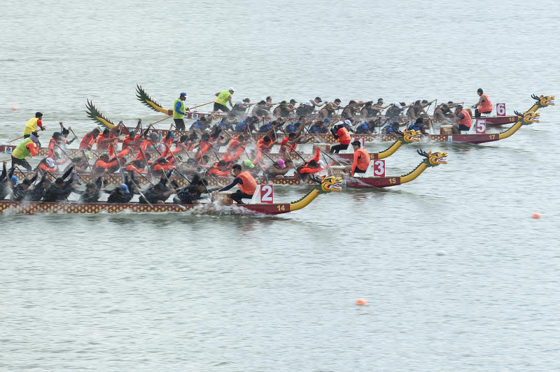 One event that will be cancelled is the yearly Penang International Dragon Boat Festival. — Picture by KE Ooi