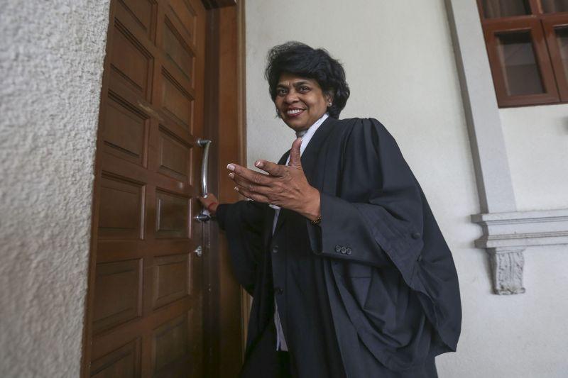 Datuk Jayanthi Balaguru is the lead counsel for the TTDI longhouse settlers that are under the Pertubuhan Penduduk Perumahan Awam Bukit Kiara.