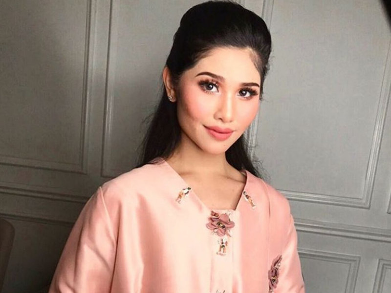 Afifah Nasir denies that her career is affected by the controversy. — CinemaOnline pic