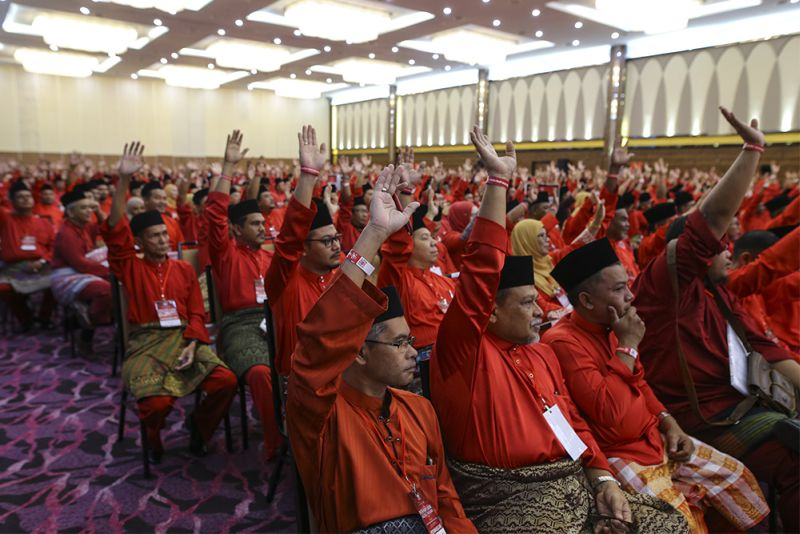 The Registrar of Societies has threatened PPBM with deregistration under Section 14(5) of the Societies Act 1966. ― Picture by Azneal Ishak