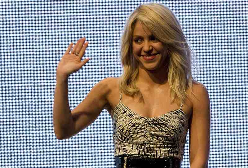 Shakira's representatives argue she did not live in Spain until 2015 and has met all of her tax obligations.— AFP pic