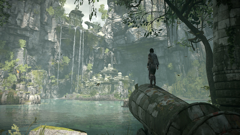 'Shadow of the Colossus' is being handled by Bluepoint Games, a studio well respected for similar remasterings. — Handout via AFP