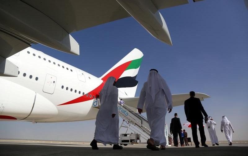 空巴若没再接到阿联酋航空的订单,就会逐步停产A380客机。-路透社-