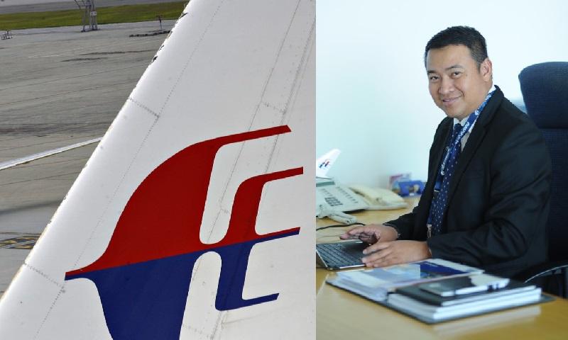 阿末陆克曼将从下个月开始出任马航总营运长。-M中文网制图-