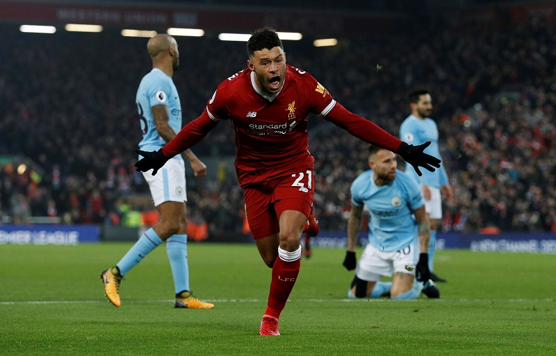 Liverpool's Alex Oxlade-Chamberlain would dearly love to feature if England qualify for next year's European Championships, because his time on the sidelines gave him a fresh perspective of how the nation lives and breathes Three Lions campaigns. — Reuters pic