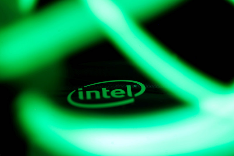 Intel said on Monday it expects to regain its lead by 2025 and described five sets of chipmaking technologies it will roll out over the next four years. — Reuters pic