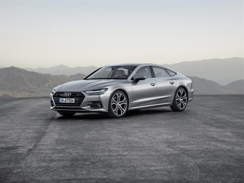 The 2019 Audi A7. — Picture by Audi via AFP