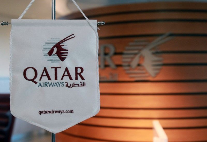 Qatar Airways commenced its maiden flight to Langkawi from Hamad International Airport in Doha on Tuesday. — Reuters pic