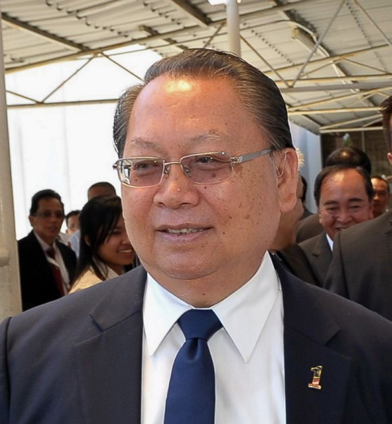 Local singer Jimmy Palikat, who is contesting in the upcoming 16th Sabah state election, said he is inspired by the victory of Tan Sri Joseph Pairin Kitingan (pic) in the Tambunan by-election as an independent candidate in 1984. ― Bernama pic
