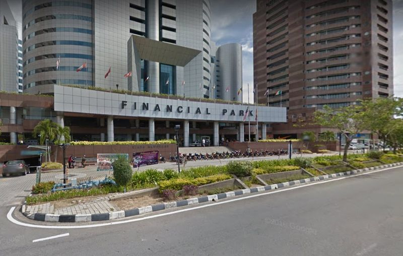 Picture shows the Financial Park Complex in Labuan. — Google Maps pic