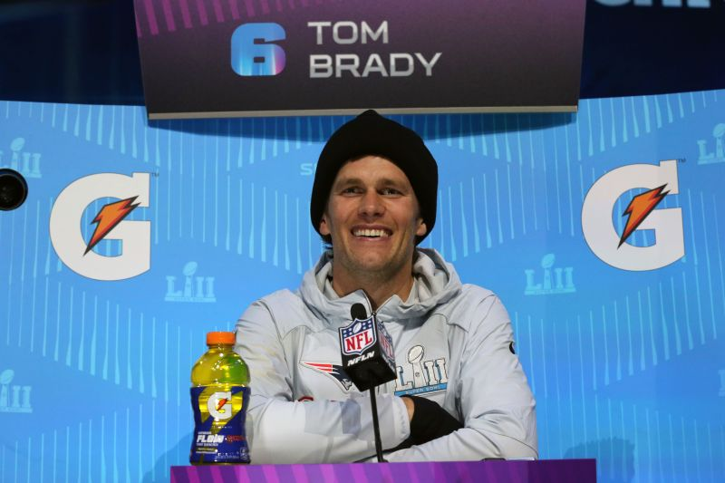 NFL superstar Tom Brady signed a two-year free agent deal with the Buccaneers after splitting with coach Bill Belichick and the dynasty he helped build. ― Reuters pic