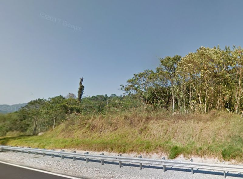 A view from the highway that skirts the Ulu Muda Forest near Baling, Kedah. — Google Maps pic