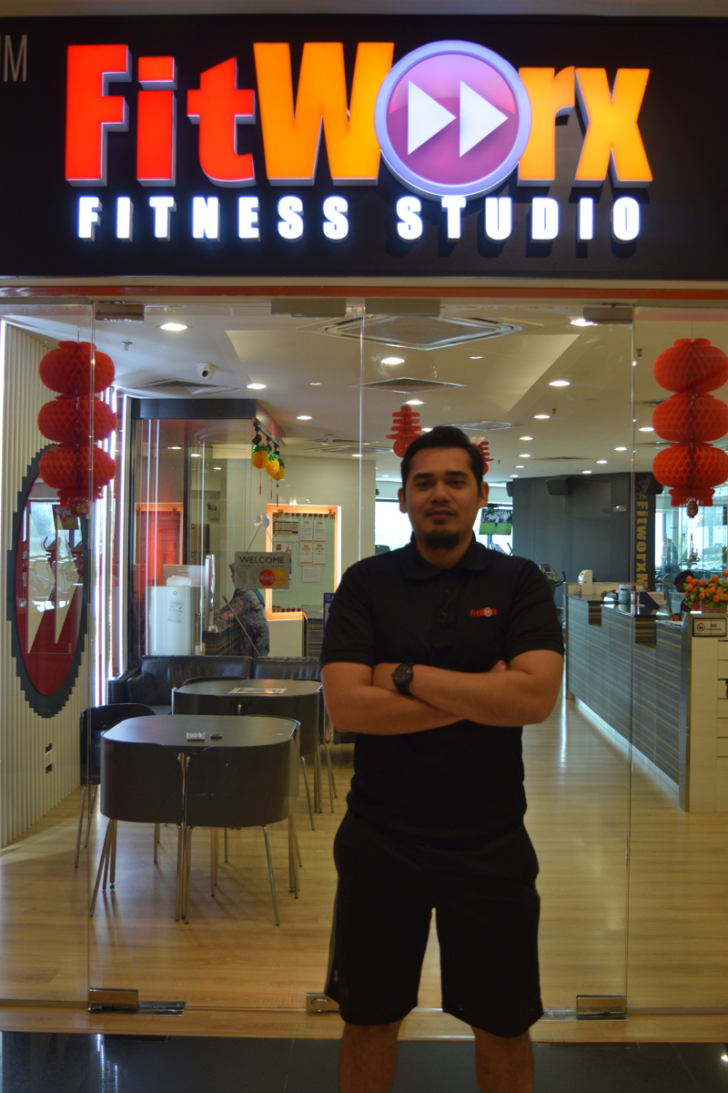FitWorx (Amcorp Mall branch) manager Ezham Zikri said most people are hazy about what it entails to obtain their desired goals.