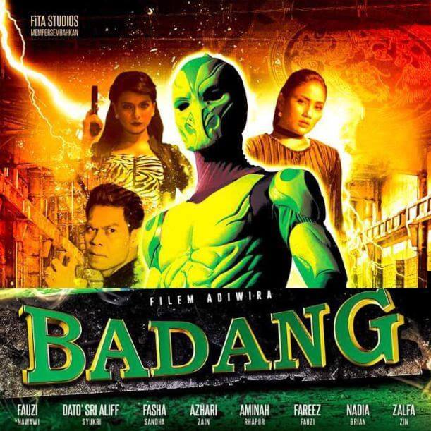 'Badang', one of the biggest flops in Malaysian cinematic history. — file pic