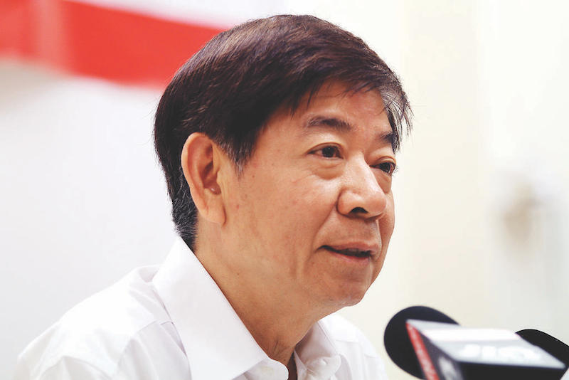 Singapore's Transport Minister for Khaw Boon Wan noted that reducing the Causeway congestion was discussed between the prime ministers of Malaysia and Singapore at the Leaders' Retreat last month. — TODAY pic